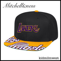 BLACK×YELLOWのコントラスト★Snapback HWC Los Angeles Lakers