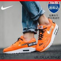 【在庫処分品】Nike Air Max 1 Just Do It Orange
