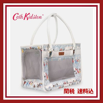 【Cath Kidston】Pet Travel Carrier ペット キャリーバッグ