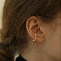 ●●韓国アクセサリー●●LAZY DAWN bold chain ear cuff♪