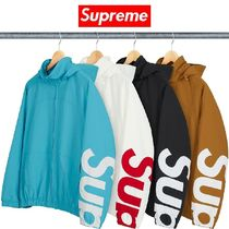Supreme 21SS Spellout Track Jacket