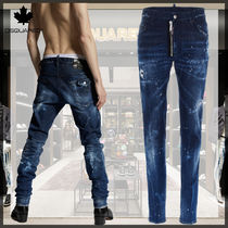 『DSQUARED2』21SS新作★Dark 2 Wash Cool Guy Jeans