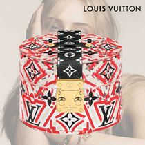 LOUIS VUITTON◆新作 ボワット・スコット メイクポーチ 華やか