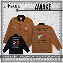 {Awake} Awake x Born X Raised Carhartt Chore Coat 送料関税込