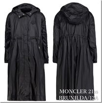 """21SS☆MONCLER""""BRUNILDA""""ロングパーカーコート/12A【関税込】"""