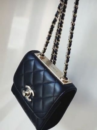 2021再入荷★CHANEL★Trendy CC WOC in blk