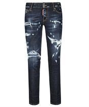 Dsquared2 S72LB0301 S30664 DESTROYED JENNIFER Jeans - Blue