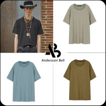 [ANDERSSON BELL]★限定販売★POODLE SHORT SLEEVE KNIT