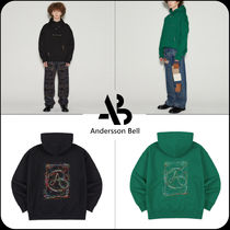 ANDERSSON BELL(アンダースンベル) パーカー・フーディ [ANDERSSON BELL]★限定販売★UNISEX RAINBOW EMBROIDERY HOODIE