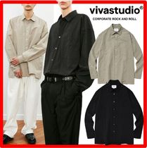 ★人気★【VIVASTUDIO】★ASYMMETRICAL SHIRT.S KS★シャツ★