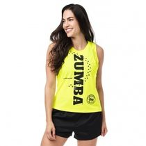 ★国内在庫★ ズンバ Zumba Team Talk Tank Caution