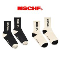 【mischief】21ss★ COLLECTIVE OG MIDDLE TUBE SOCKS 靴下
