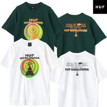 HUF(ハフ) Tシャツ・カットソー 【最短翌日着】HUF WE GIVE YOU S/S TEE  Tシャツ 半袖 TS01331