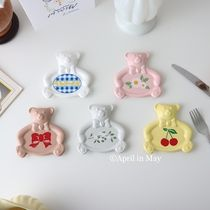 【April in May】My Bearくまさんカトラリーホルダー柄(5color)