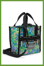 Marc Jacobs The Ripstop Printed Satchel Bag セール!
