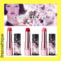 2021年春☆MAC☆BLACK CHERRY☆GLOW PLAY☆リップバーム