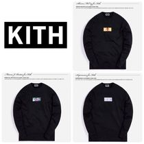 KITH NYC(キスニューヨークシティ) Tシャツ・カットソー Kith Classic Logo L/S Tee