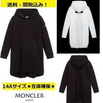 【MONCLER KIDS】確保済み!プリーツフードワンピ 〜14A★関税込