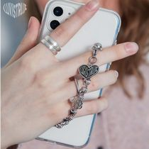 LUV IS TRUE★韓国★日本未入荷★IN ROSE CHAIN CASE 携帯セット