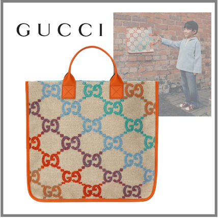 【GUCCI】GGサイケデリックトート*大人もOK!