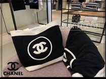 《 21SS★数量限定♪ 》CHANEL ビーチ タオル & バッグ