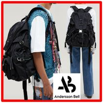 ANDERSSON BELL(アンダースンベル) バックパック・リュック ★ANDERSSON BELL★UNISEX TECHNICAL BERLIN BACKPAC.K★