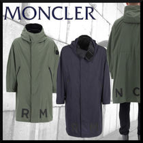 MONCLER★COFRE ロゴ リバーシブル ナイロン ジャケット
