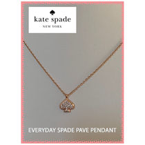 kate spade☆SALE☆EVERYDAY SPADE☆パヴェペンダント