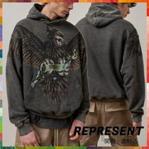 【21SS】 *REPRESENT/リプレゼント* TERRIER EAGLE フーディー