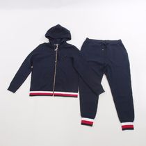 TOMMY HILFIGER::HERITAGEスウェットセットアップ:L[RESALE]