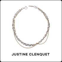 """【Justine Clenquet】Dana チェーンネックレス """"関税込み"""""""