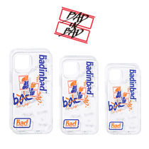 ★BAD IN BAD★送料込み★韓国★正規品★MULTI LOGO IPHONE CASE