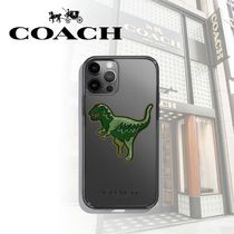 COACH★ IPHONE 12 & IPHONE 12 PRO ケース  レキシー★国内発