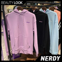 【NERDY】ESSENTIAL PULLOVER HOODIE★男女兼用 パーカー