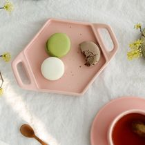 【April in May】Full Of Spring Honeycomb Plate (4color)
