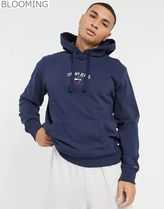 Tommy Jeans ★ timeless central ロゴ スウェット パーカー