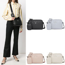 PR2515 LEATHER SHOULDER BAG WITH POUCH
