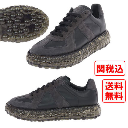 関税 送料込 MAISON MARGIELA MM22 CAVIAR SOLE スニーカー