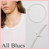 All Blues エマワトソン愛用 DNAネックレス Silver 送料込み