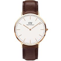 Daniel Wellington Classic Bristol 40mm 腕時計 DW00100009