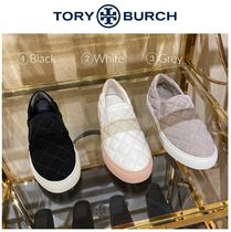 【 Tory Burch 】●スニーカー●SAVANNAH QUILTED SLIP-ON
