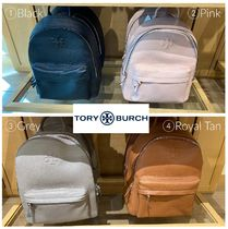 【 Tory Burch 】●人気●バックパック●THEA PEBBLED BACKPACK