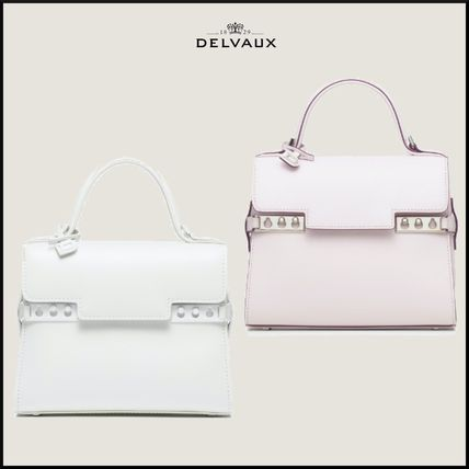 ★DELVAUX★Tempete Small ハンドバッグ【送料無料】
