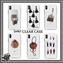 (ovtk) jelly Clear iPhone Case (送料/関税無)