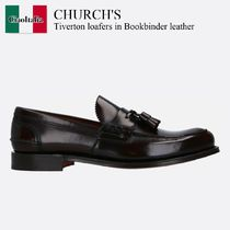 Church'S Tiverton loafers in Bookbinder leather