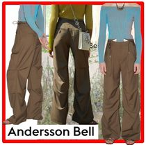 ANDERSSON BELL(アンダースンベル) パンツ ☆人気☆ANDERSSONBELL☆KARIN TAILORED REWORK PANT.S☆パンツ