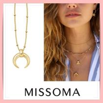 MISSOMA ラージホーンネックレス 関税込み