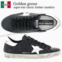 Golden goose super-star classic leather sneakers