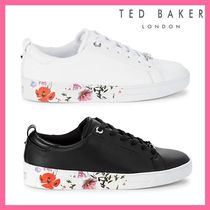 セール TED BAKER London Roullyp Floral-Graphic Sneakers