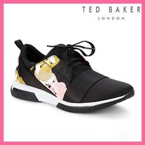 TED BAKER London Cecap Printed Sneakers 花柄スニーカー